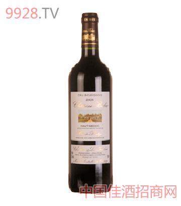 巴拉克城堡珍酿葡萄酒