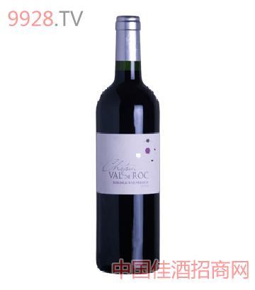 罗克庄园红葡萄酒