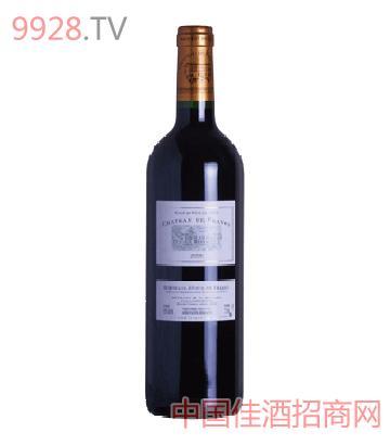 富浪庄园红葡萄酒