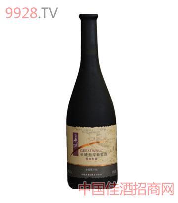 中粮长城海岸葡萄酒特级