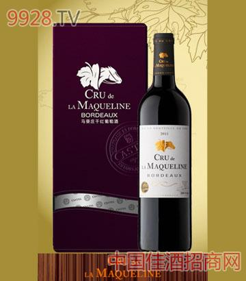 马葵庄干红葡萄酒 2011