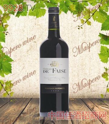 菲斯酒庄干红葡萄酒