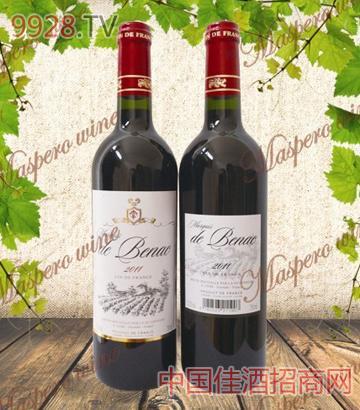 博雅侯爵干红葡萄酒
