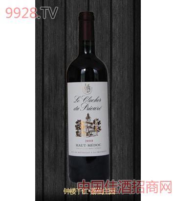 荔仙酒庄钟楼干红葡萄酒