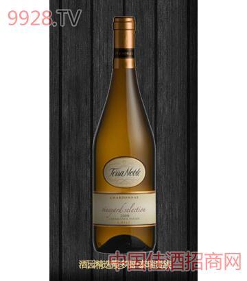 泰瑞酒园精选系列霞多丽干白葡萄酒