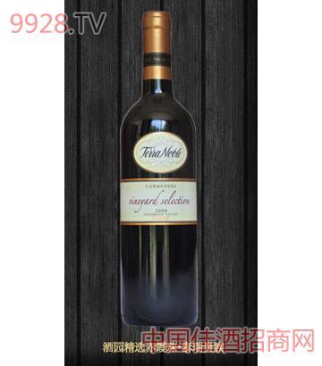 泰瑞酒园精选系列赤霞珠干红葡萄酒
