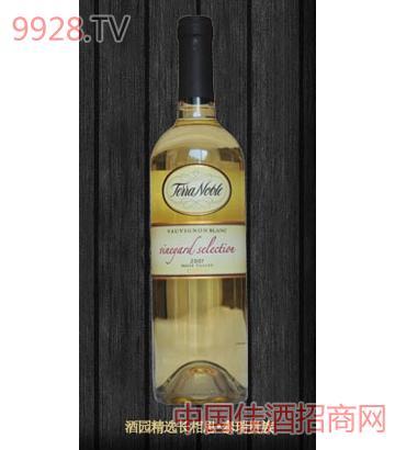 泰瑞酒园精选系列长相思干白葡萄酒