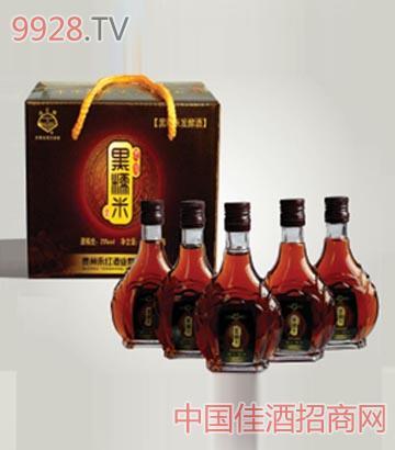100ml黑糯米酒