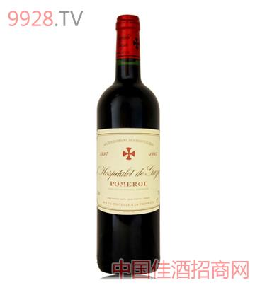 嘉仙副牌葡萄酒