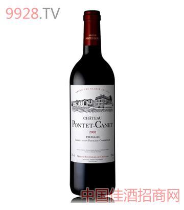 庞德嘉奈葡萄酒