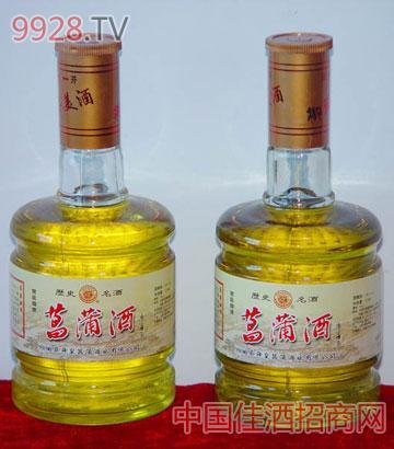 大众消费型菖蒲酒