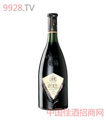 楼兰赤霞珠戈壁干红葡萄酒