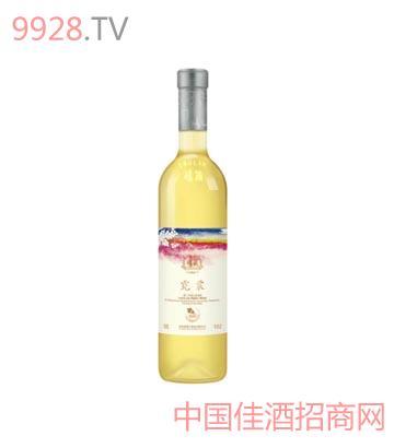樓蘭霓裳半甜白葡萄酒