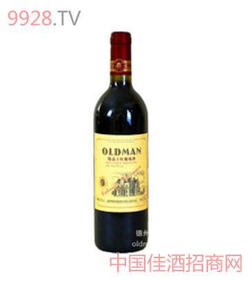 奥德曼世家精品干红葡萄酒
