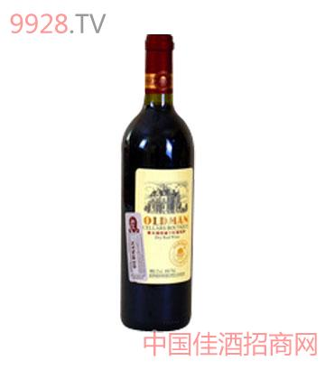 奥德曼世家橡木桶窖藏干红葡萄酒