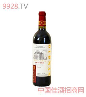 奥德曼世家窖藏干红葡萄酒