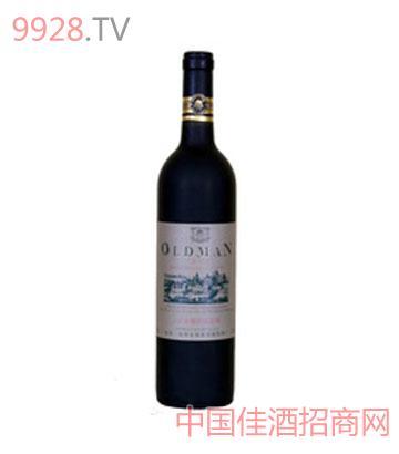 奥德曼蛇龙珠干红葡萄酒