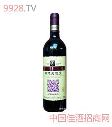 西拉子干红葡萄酒