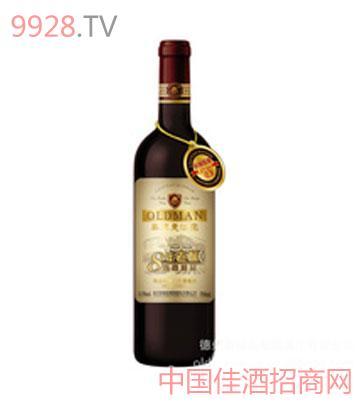 奥德曼8年陈香干红葡萄酒