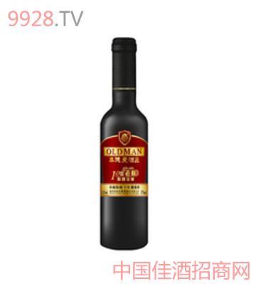 奥德曼酒庄10年陈香干红375ML