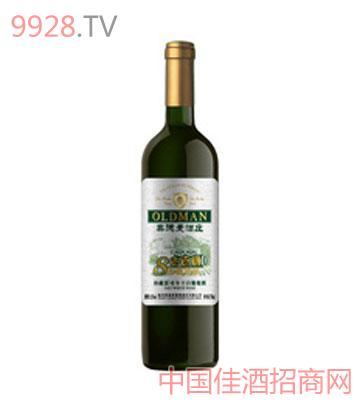 奥德曼酒庄8年陈香珍藏干白葡萄酒