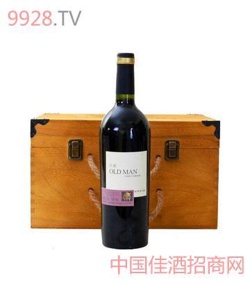 奥德曼酒庄珍藏卡佰纳干红葡萄酒