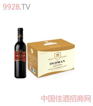 奥德曼酒庄系列高浓养生干红葡萄酒
