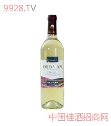 奥德曼酒庄莎当妮干白葡萄酒
