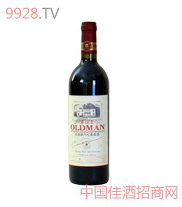 奥德曼酒庄吉百纳干红葡萄酒