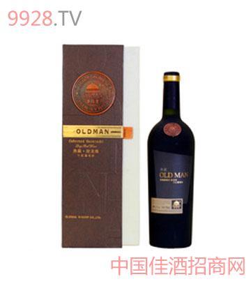 奥德曼酒庄典藏蛇龙珠干红葡萄酒
