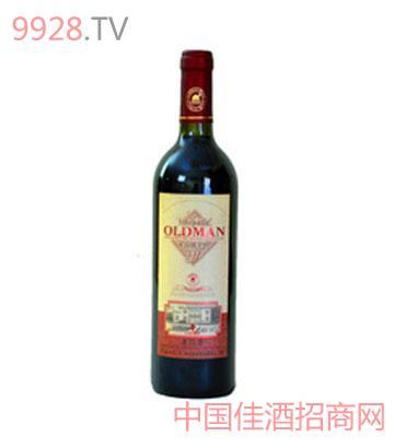 奥德曼酒庄赤霞珠干红葡萄酒