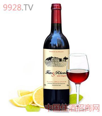 卡斯罗娜典雅葡萄酒