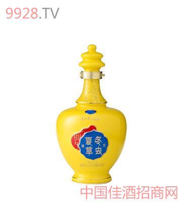53度茅台集团冬虫夏草酒小皇龙 茅台养生酒500ML