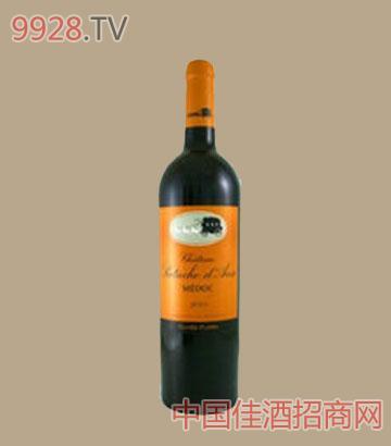 奥帕斯古堡珍藏干红葡萄酒2005