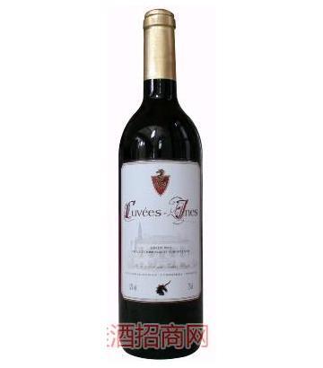 恩斯年份精選干紅葡萄酒750ml