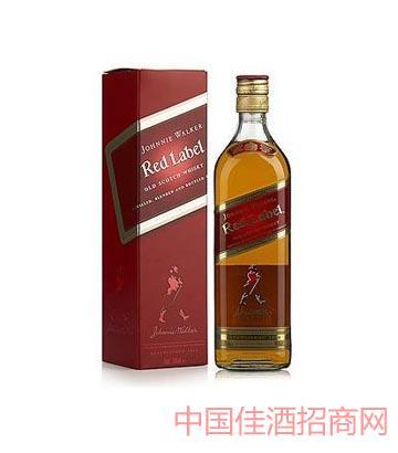 尊尼獲加紅牌威士忌紅方酒