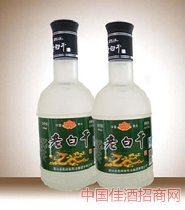 42°绿磨砂(浓香)老白干酒