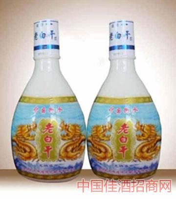 42°龙腾盛世(浓香)老白干酒