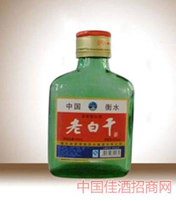 42°100ml(浓香)老白干酒