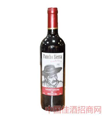 古力高山谷梅洛葡萄酒