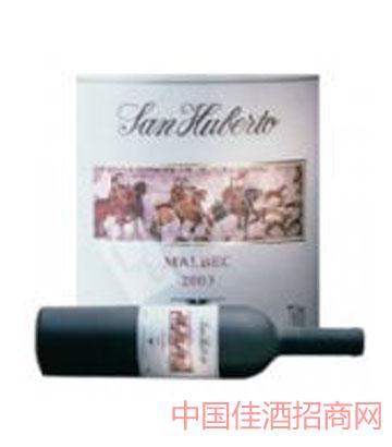 神猎者马贝克干红葡萄酒