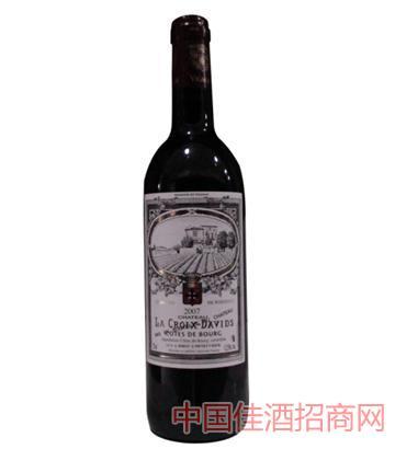 戴维十字庄园 经典窖藏葡萄酒