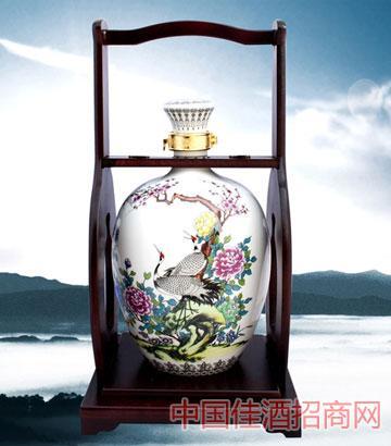 景德镇陶瓷酒9