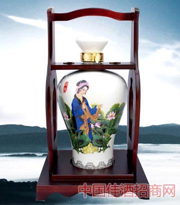 景德镇陶瓷酒8