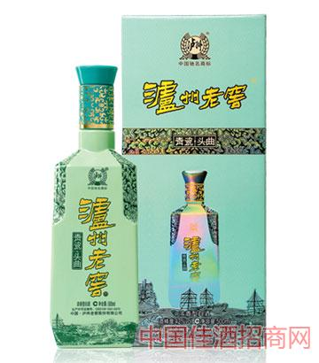 泸州老窖集团青瓷头曲酒