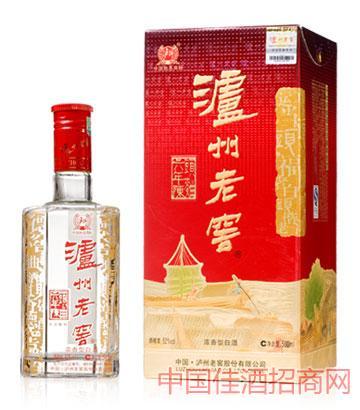泸州老窖集团六年头09版酒