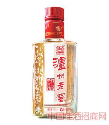 泸州老窖集团【六年头】125ML小酒