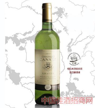 2007松塞庄园葡萄酒