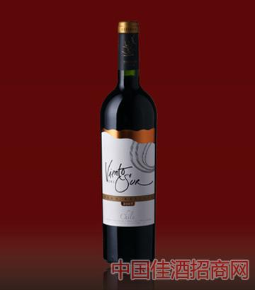 万丽山谷珍酿赤霞珠设拉子红葡萄酒