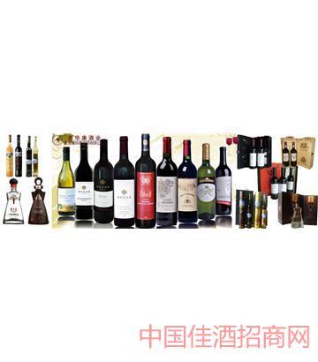泰安葡萄酒红酒高档礼品礼盒